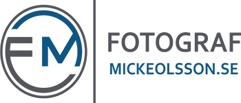 Fotograf MickeOlsson Logotyp